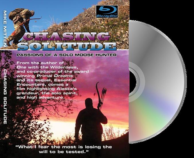 Chasing Solitude Blu-Ray DVD Version