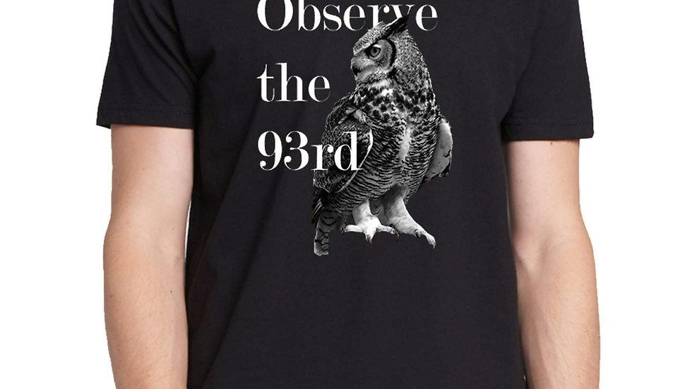 Owl Tee 93