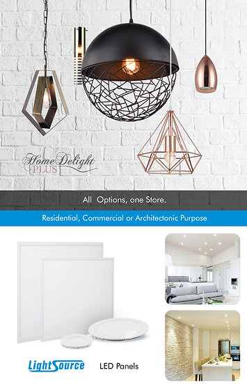 Commercial and Decorative Lighting