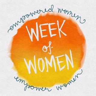Week of Women 2017