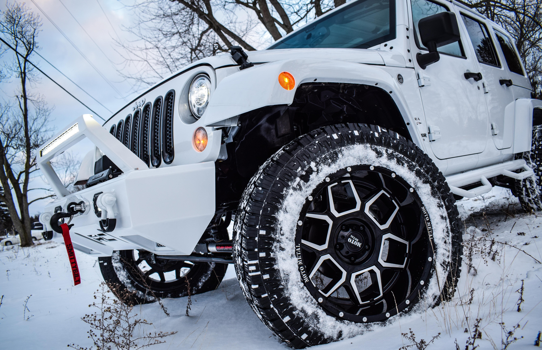 2017 Jeep JK