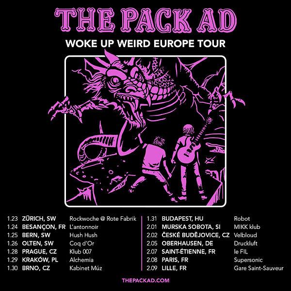 The-Pack-AD-Woke-Up-Weird-EU-Tour-Square