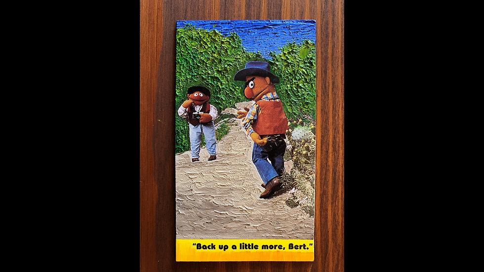 Burt and Ernie