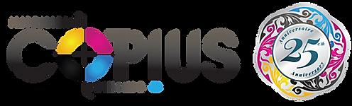 Copius - Logo (25ans)