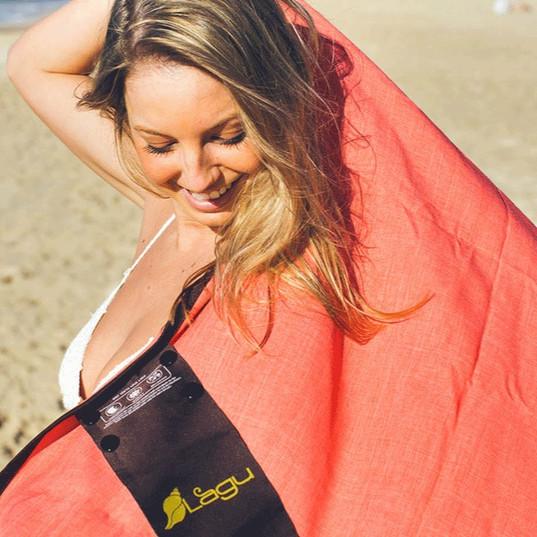 ビーチ用ブランケット -beach friendly blanket-