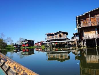 蓮糸以外にもこんな魅力が。ミャンマーのオススメ観光地【インレー湖】