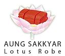 AUNG SAKKYAR Lotus Robe