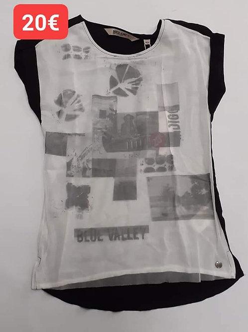 T-Shirt voile Garcia
