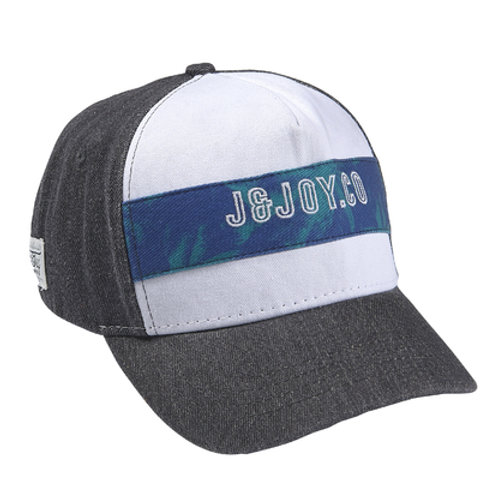 Casquette grise J&Joy