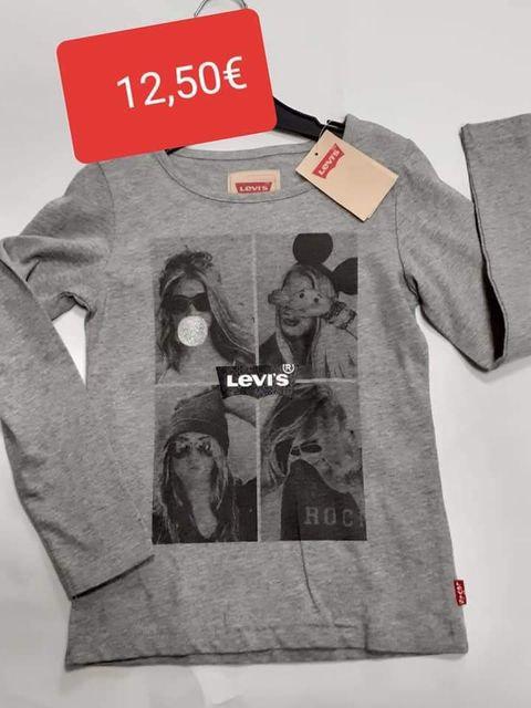 Tshirt Levi's gris