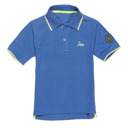 Polo bleu marine J&Joy