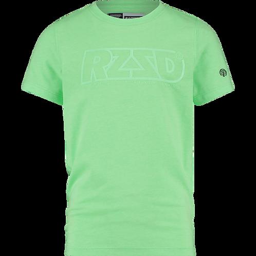 T-Shirt vert Raizzed