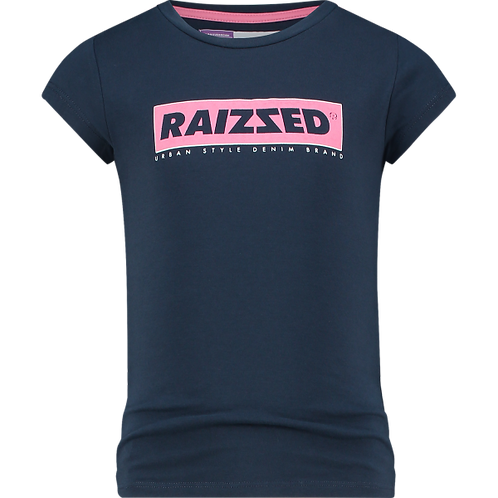 T-Shirt marine Raizzed