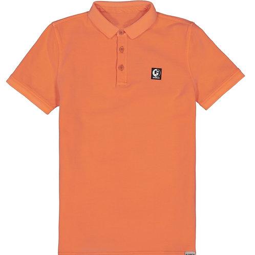 Polo orange Garcia