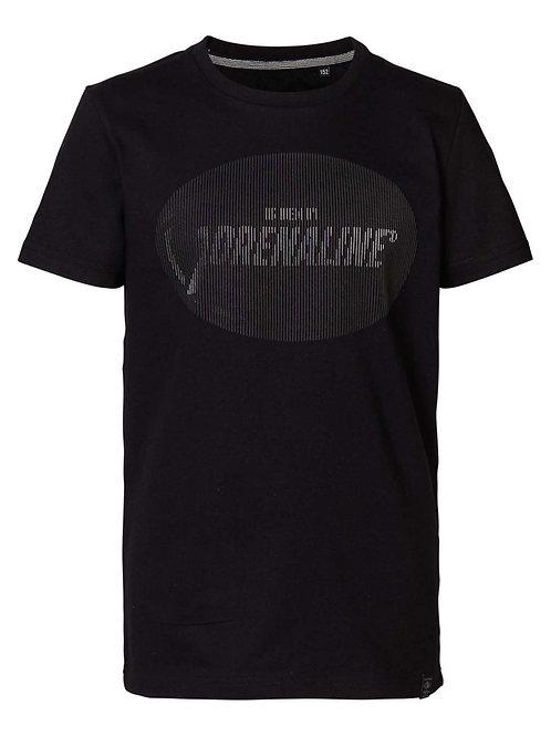 T-Shirt noir Petrol