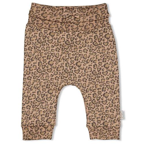 Pantalon léopard Feetje