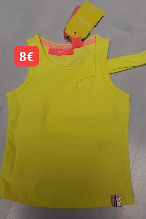 Top jaune fluo B.Nosy