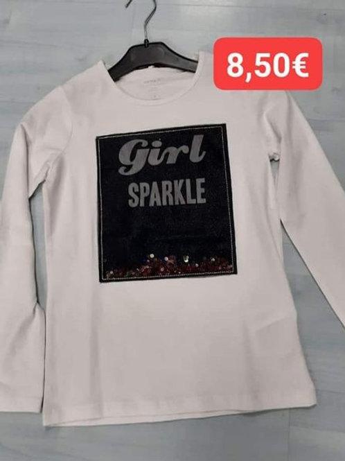 Tshirt blanc Name It
