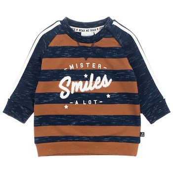 Sweat Mister Smiles Feetje