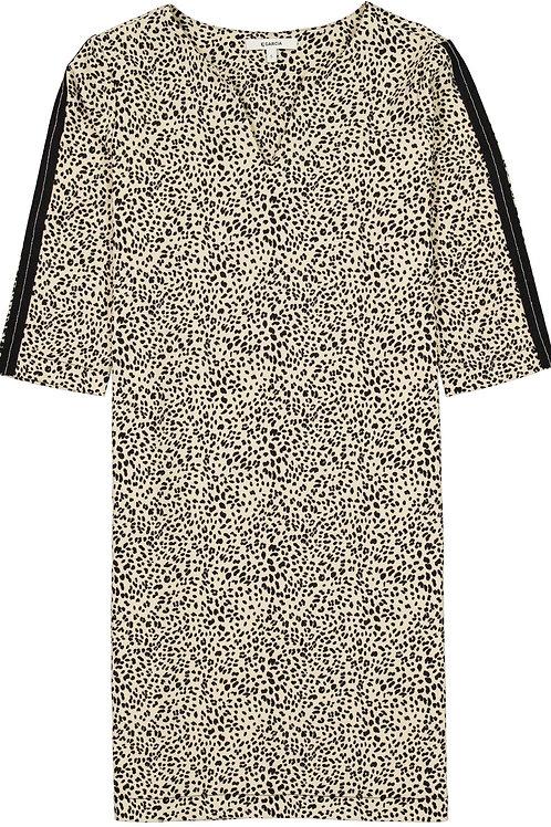 Robe léopard Garcia