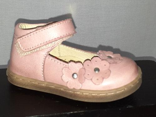 chaussures vieux rose Norvik