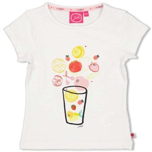 T-Shirt blanc Jubel