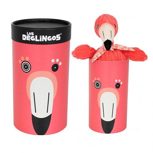 Peluche Flamingos le flamant rose