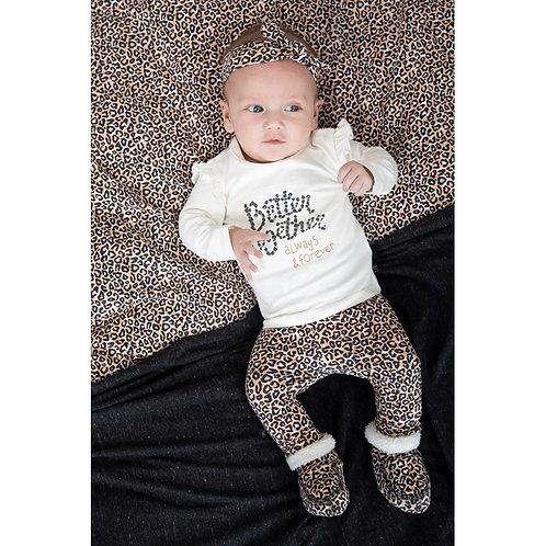 Bandeau léopard Feetje
