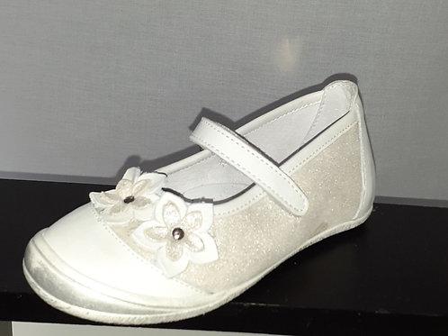 chaussures blanc  grisé Norvik