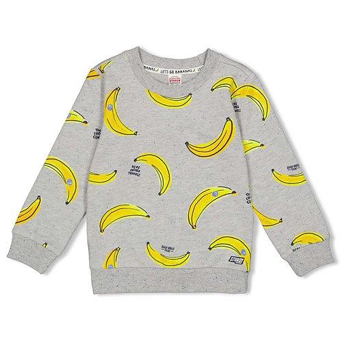 Sweat gris banane Sturdy