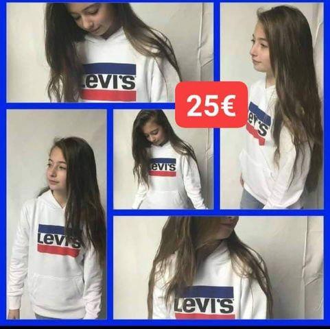 Sweat Levi's mixte