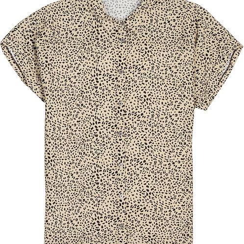 Chemisier léopard Garcia