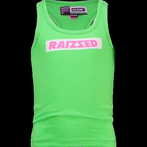 Top vert Raizzed