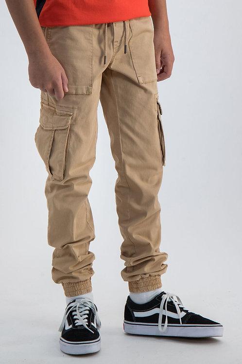 Pantalon Cargo Beige Garcia