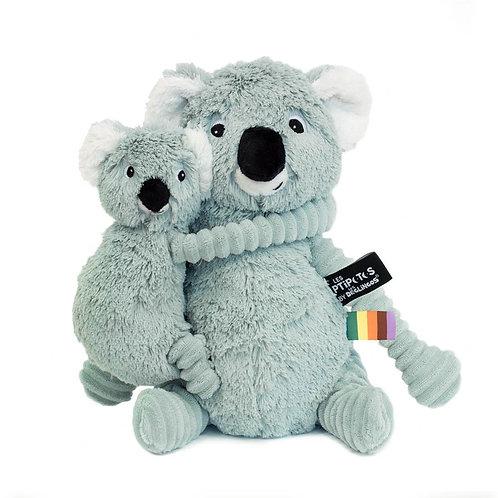 Peluche Ptipotos le koala menthe