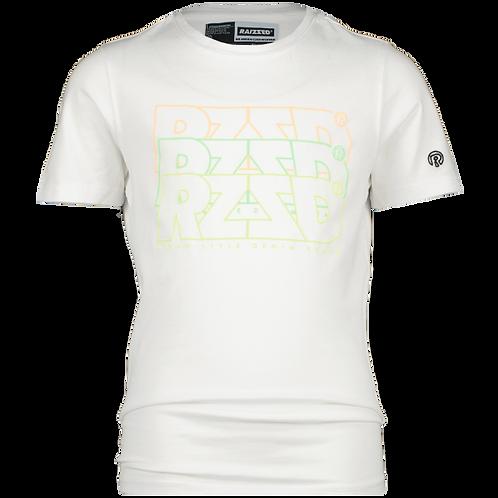 T-Shirt blanc Raizzed