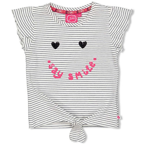 T-Shirt rayé Jubel