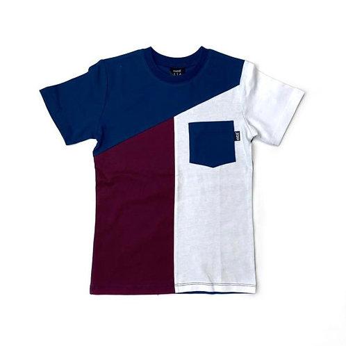 T-Shirt trois couleurs KMDB
