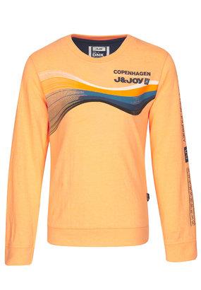 T-Shirt orange J&Joy