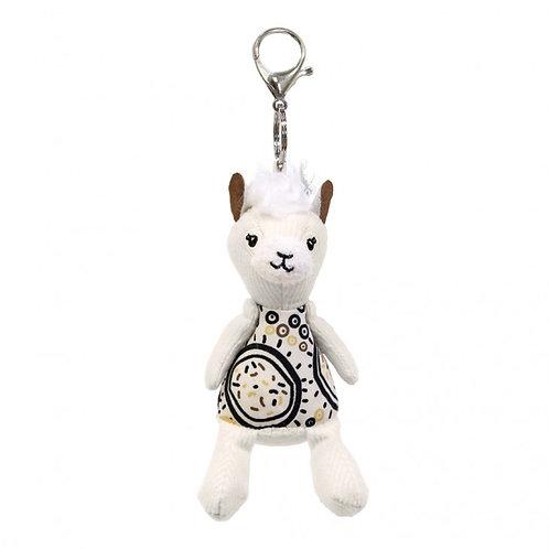 Porte-clés Muchachos le lama