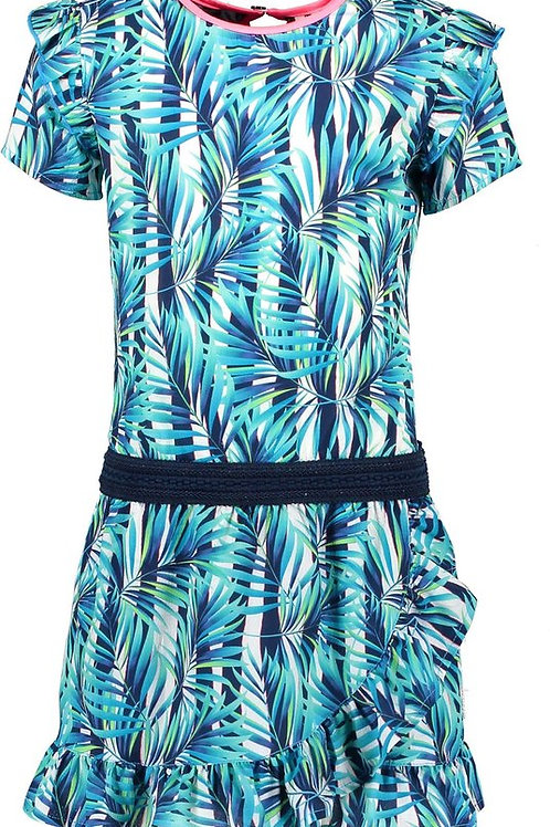 Robe imprimé tropical B.Nosy