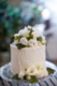 Wedding cake. Stones of the Yarra Valley.