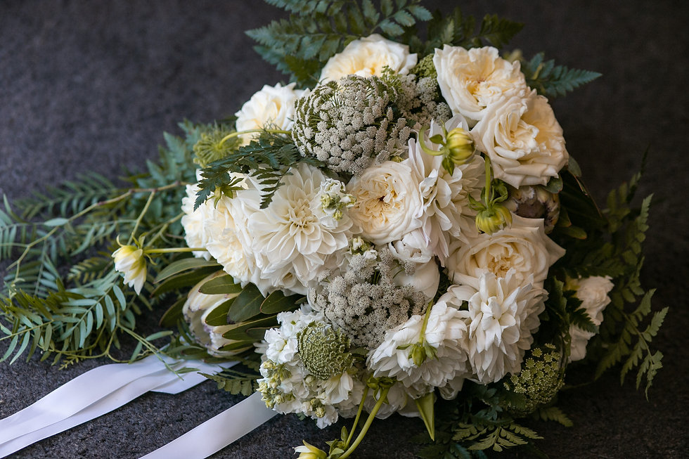 Brides wedding bouquet at Gibraltar Hotel, Bowral. Wedding photography by best sydney wedding photographer, Grant Hoskinson Photography.