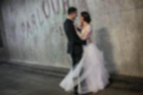 Bride and groom on location photos. Wedding photgraphy by Sydney wedding photographer Grant Hoskinson Photography.