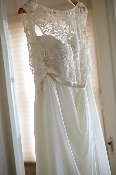 details of wedding dress. Photography by best Sydney photographer, Grant Hoskinson Photography.