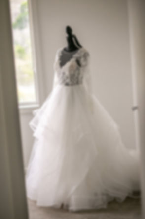 Wedding Dress. Wedding photography by best sydney wedding photographer, Grant Hoskinson Photography.
