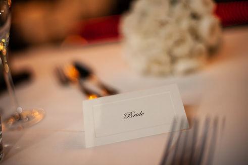 The wedding reception venue at Quay Restaurant. Wedding photography by best sydney wedding photographer, Grant Hoskinson Photography.