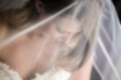 Beautiful wedding photography by best Sydney wedding photographer, Grant Hoskinson Photography. Portrait of bride under the veil