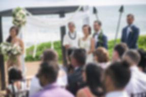 Sydney wedding photographer. Grant Hoskinson Photography. Wedding ceremony. Maui, Hawaii.