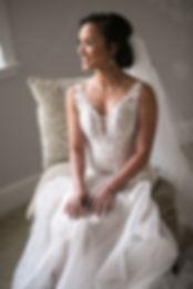 Sydney wedding photographer. Grant Hoskinson Photography. Portrait of the bride.